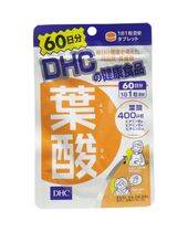 60 drops of DHC folic acid for 60 days
